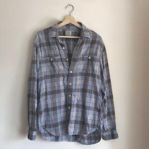 JCrew Men's Flannel Shirt